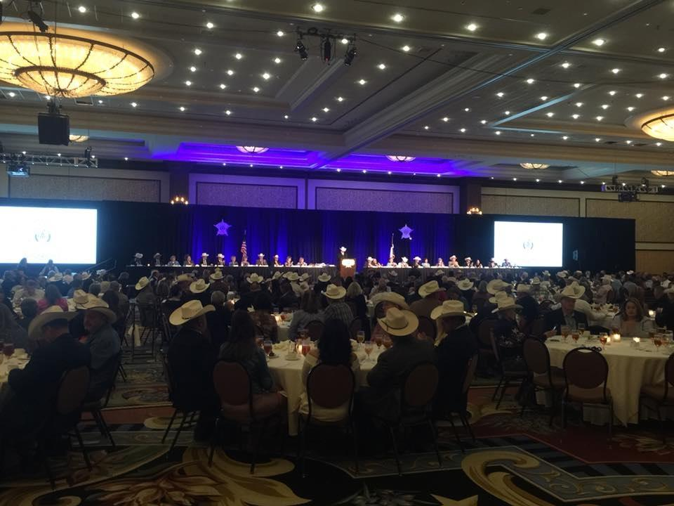 Texas 140th Annual Training Conference at the Gaylord Texan Resort Convention Center in Grapevine, Texas
