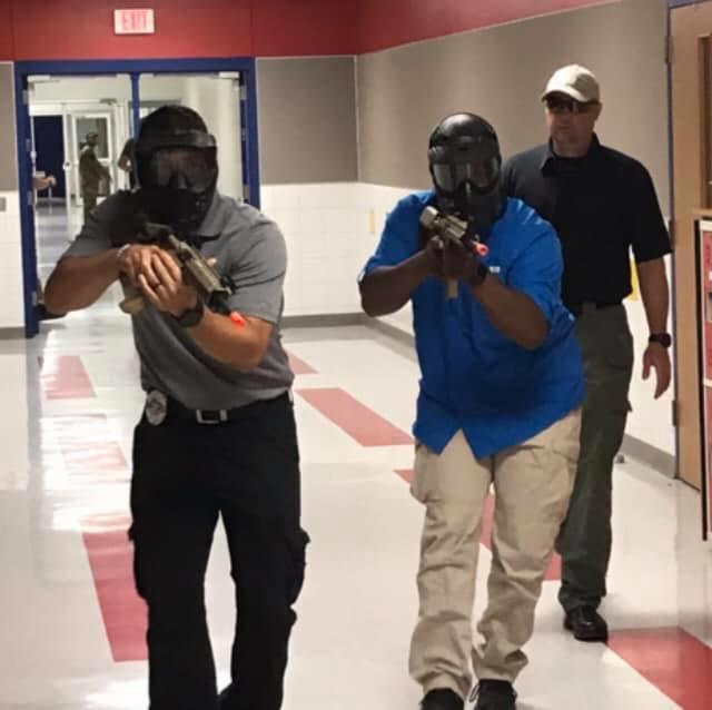 free 8 hour Active Shooter ResNavarro County Sheriffs Office has conducted aponse Training