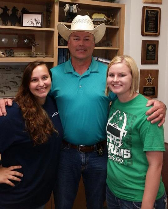 Sheriff Tanner welcomes Karissa Bunch and Michelle Smith