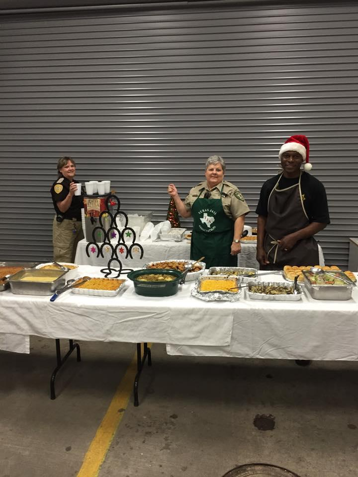 NCSO participates in annual holiday meal
