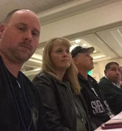 Navarro County Officers attend the 22nd Annual Southwestern Crisis Negotiations Training Conference