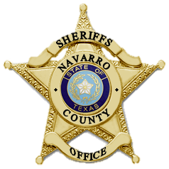 Navarro County Sheriffs Badge