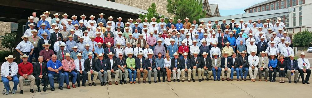 Photo of the numerous Sheriffs in attendance at the recent 138th Annual Sheriffs Association of Texas Training Conference in Grapevine